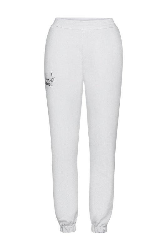 Naomi white sweatpants