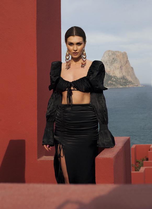 Spódnica  Tulum Black